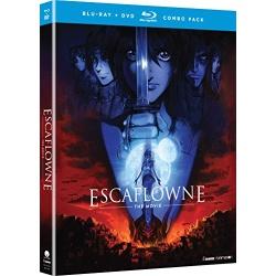 Escaflowne: The Movie Blu-ray Cover