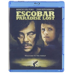 Escobar: Paradise Lost Blu-ray Cover