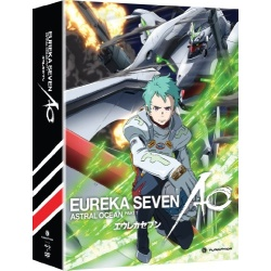 Eureka Seven AO: Part One Blu-ray Cover