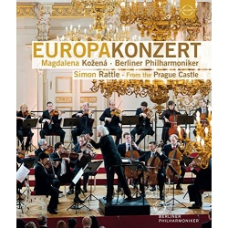Europakonzert 2013 Blu-ray Cover