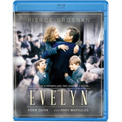 Evelyn Blu-ray Cover