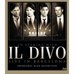 An evening with il divo live in barcelona blu ray disc title details 886976178796 blu - Il divo cast ...