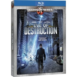 Eve of Destruction Blu-ray Cover
