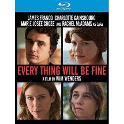 Every Thing Will Be Fine Blu-ray Cover
