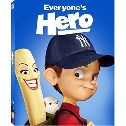 Everyone's Hero Blu-ray Cover