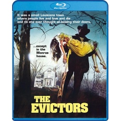 Evictors Blu-ray Cover