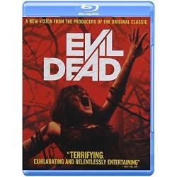 Evil Dead Blu-ray Cover