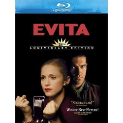 Evita Blu-ray Cover