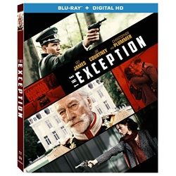Exception Blu-ray Cover