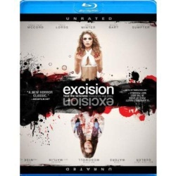 Excision Blu-ray Cover