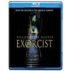 Exorcist III Blu-ray Cover