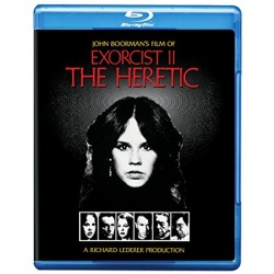 Exorcist II: The Heretic Blu-ray Cover