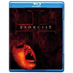Exorcist: The Beginning Blu-ray Cover