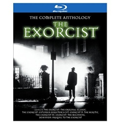 Exorcist: The Complete Anthology Blu-ray Cover