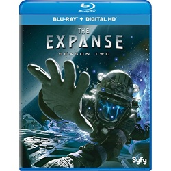 Expanse: Season 2 Blu-ray Cover