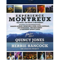 Experience Montreux Blu-ray Cover