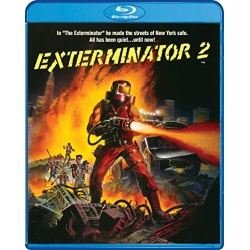 Exterminator 2 Blu-ray Cover