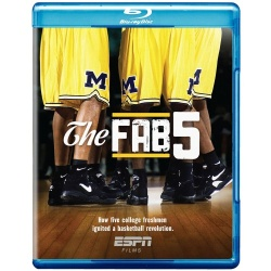 Fab Five Blu-ray Cover