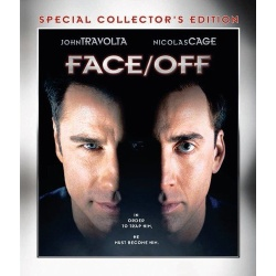 Face/Off Blu-ray Cover