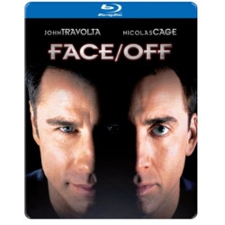 Face/Off (Steelbook) Blu-ray Cover