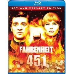 Fahrenheit 451 Blu-ray Cover