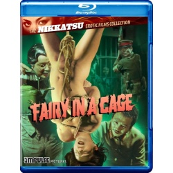 Fairy in a Cage Blu-ray Cover