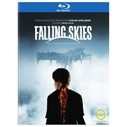 Falling Skies: The Complete First Season Blu-ray Cover