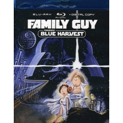 Family Guy Presents: Blue Harvest Blu-ray Cover