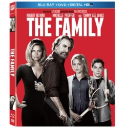 Family Blu-ray Cover