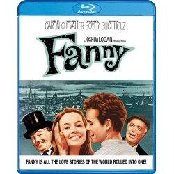 Fanny Blu-ray Cover