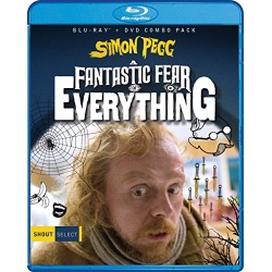 Fantastic Fear of Everything Blu-ray Cover