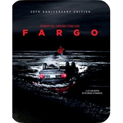 Fargo Blu-ray Cover