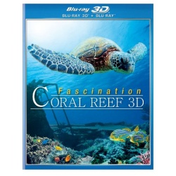 Fascination Coral Reef 3D Blu-ray Cover