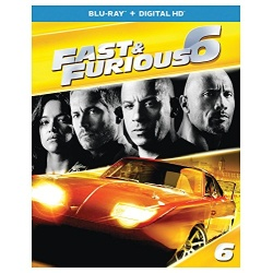 Fast & Furious 6 Blu-ray Cover