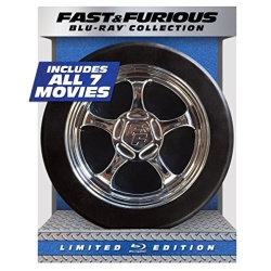 Fast & Furious Blu-ray Collection Blu-ray Cover