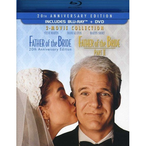 Father Of The Bride 2 Movie Collection Blu Ray Disc Title