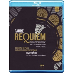 Faure: Requiem Blu-ray Cover
