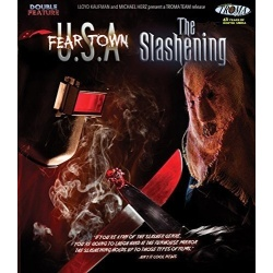 Fear Town, USA / The Slashening Blu-ray Cover