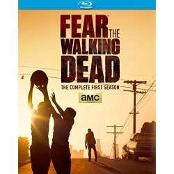 Fear the Walking Dead Season One Blu-ray