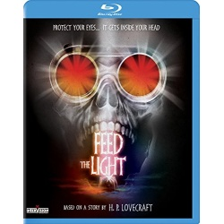 Feed the Light Blu-ray Cover