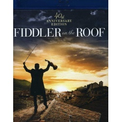 Fiddler on the Roof Blu-ray Cover