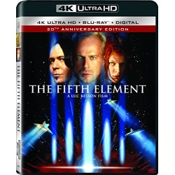 Fifth Element Blu-ray Cover