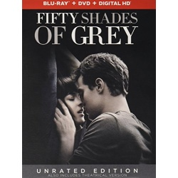 Fifty Shades of Grey Blu-ray Cover