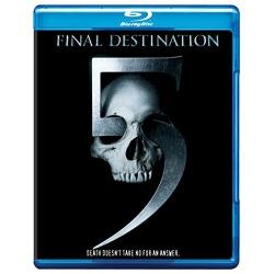 Final Destination 5 Blu-ray Cover