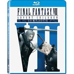 Final Fantasy VII: Advent Children Blu-ray Cover