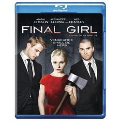 Final Girl Blu-ray Cover
