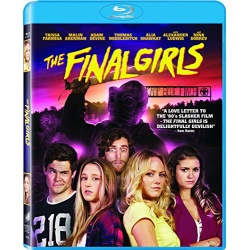 Final Girls Blu-ray Cover