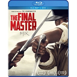 Final Master Blu-ray Cover