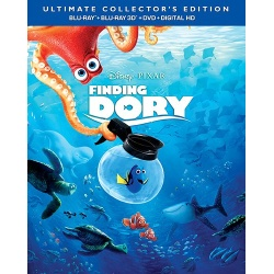 Finding Dory Blu-ray 3D
