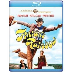 Finian's Rainbow Blu-ray Cover